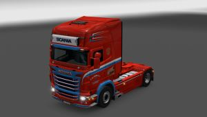 Scania RJL H. van Toorn & Zn. Skin