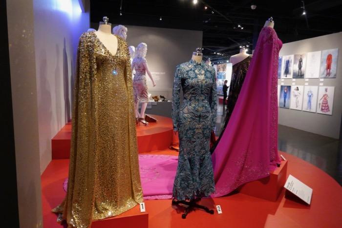 Oceans 8 movie Met Gala gowns