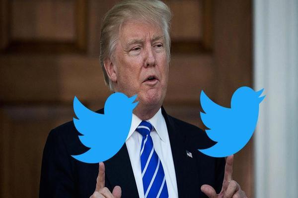 تويتر تعدل قواعد التغريد بعد تعالي الأصوات المطالبة بحظر ترامب