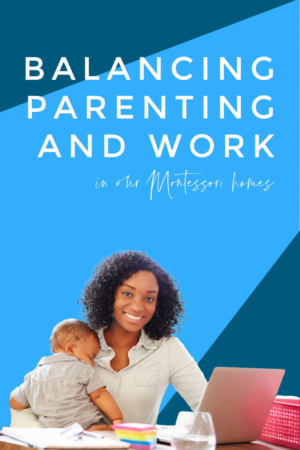 In this Montessori parenting podcast we discuss balancing work and parenting. We share how we balance our kids and working from home and for others.