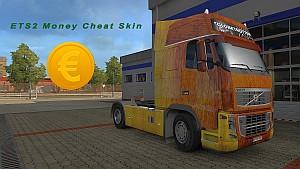 ETS2 Money Cheat Skin