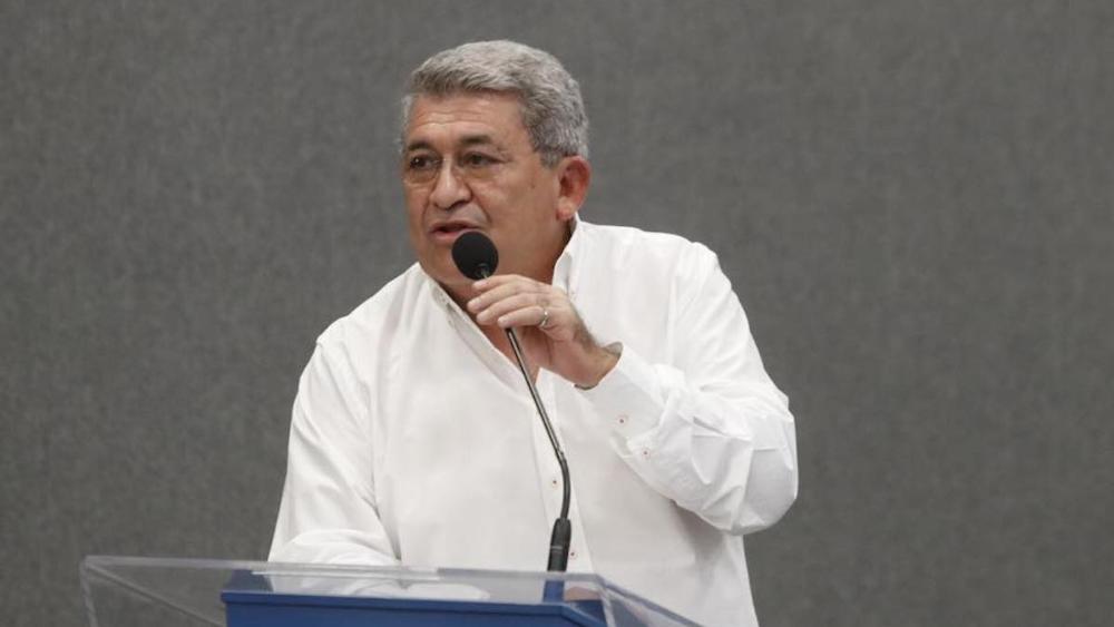 Wílberth Cetina Arjona, ex titular de la Fiscalía General del Estado.