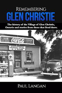 Remembering Glen Christie - Paul Langan