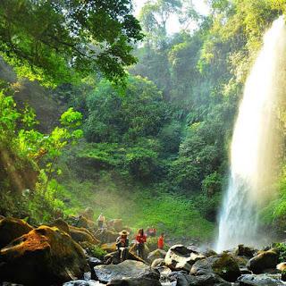 Lider Waterfall Banyuwangi