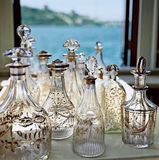 dekoratif cam eşyalar