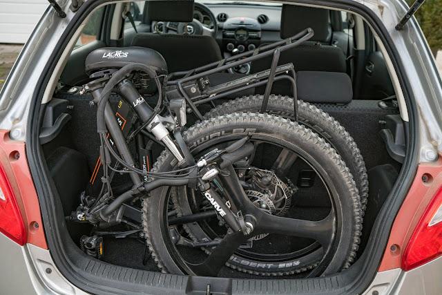 E-Mobilität für Minimalisten – Klapp-E-Bike Scamper S400 XL von Shinga Lacros | Falt-E-Bike | Faltrad | Klapprad | Falt Pedelec | Elektro Faltrad | Elektrisches Fahrrad 4