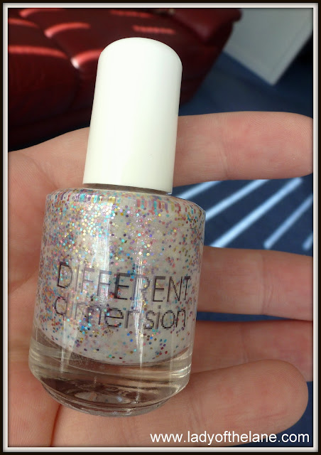 Different Dimension Sparkles Like Edward