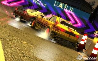 Overspeed High Performance Street Racing (PC) 2008