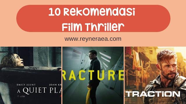 Rekomendasi film thriller