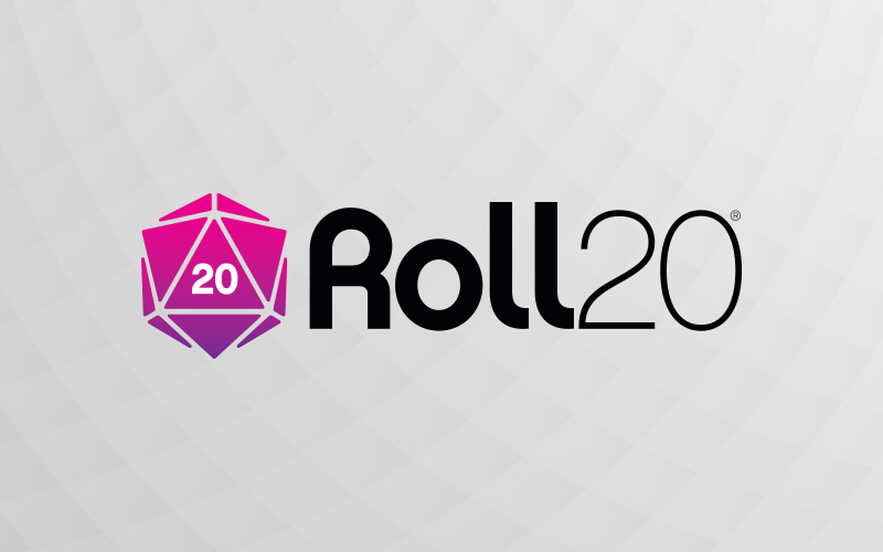 Roll20 Announces Major Content Updates at Roll20Con 2020