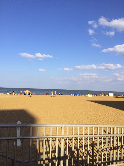 2014 Vacation Series #1: Virginia Beach