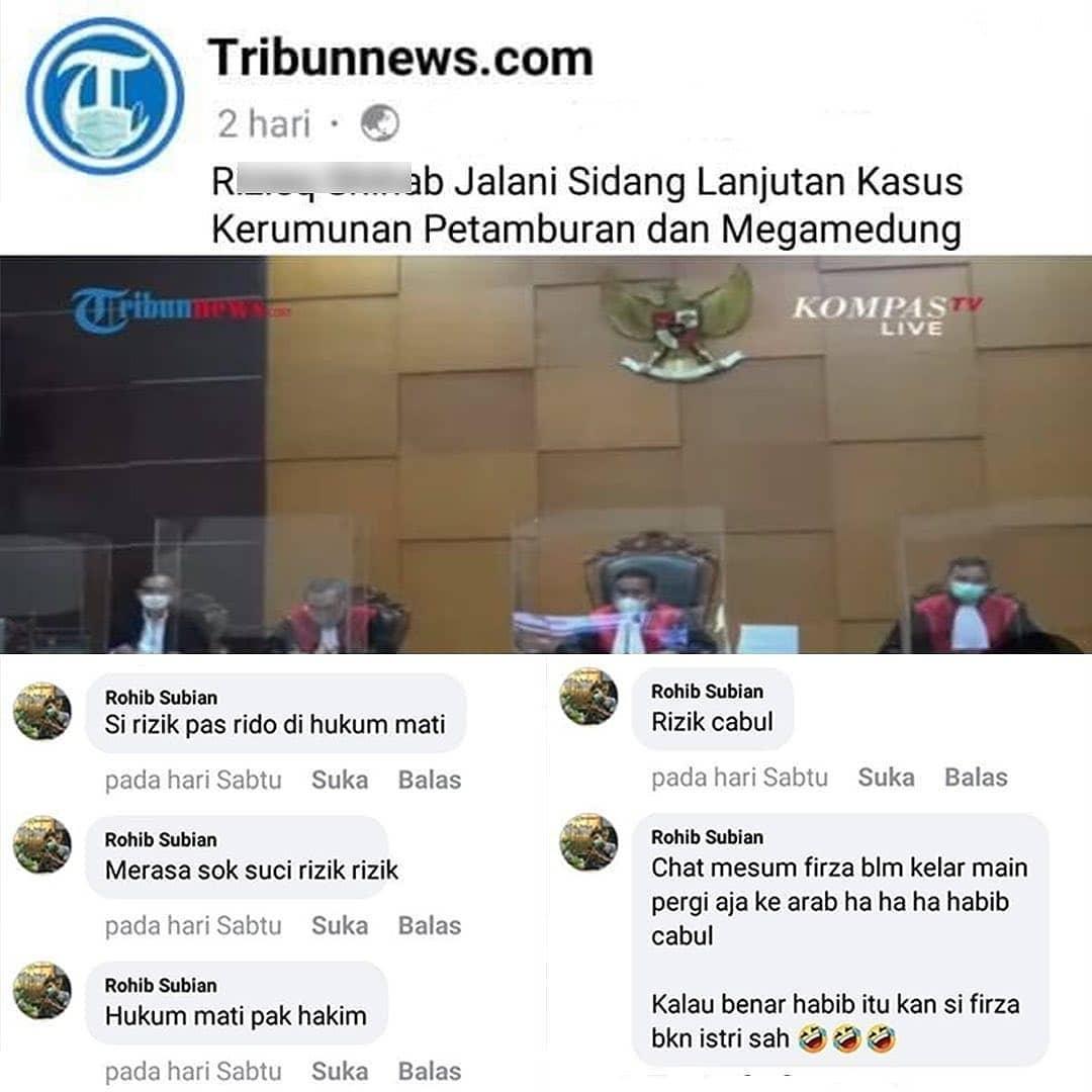 Pegawai-Honorer-Pengadilan-Tinggi-Palembang-Hina-dan-Lecehkan-Habib-Rizieq-Shihab