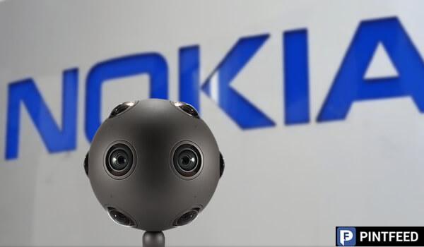 PintFeed | Nokia's OZO VR Headset