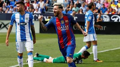 مشاهدة مباراة برشلونة وليجانيس