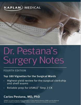Dr Pestana S Surgery Notes 4th Edition Mebooksfree Com