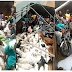 Covid-19: Photos of Truck with People hidden among Animals caught by Security in Kaduna