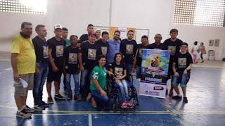 Atletas Paralímpicos do Polo Picuí conquistam 24 medalhas nos VI Jogos Paralímpicos Paraibanos 2018