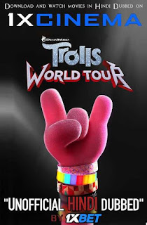 Trolls World Tour (2020) Dual Audio [Hindi Dubbed (Unofficial VO) + English] HD CamRip 720p [Full Movie]