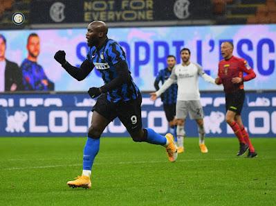 ملخص وأهداف مباراة انتر ميلان ضد بولونيا (3-1) فى الدوري الإيطالي
