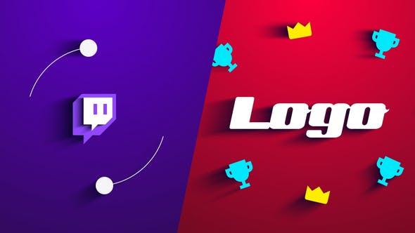 Twitch Logo Reveal[Videohive][After Efffects][28895587]