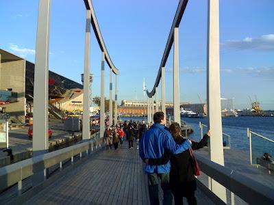 www.viajaportodoelmundo.com   Puerto Antiguo Barcelona
