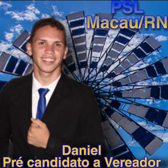 O Presidente do PSL e Pré candidato à prefeito Rômulo Paulista mostra à população a história dos seus pré candidatos a vereadores e porque pretendem entrar na política
