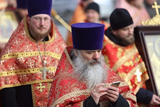 Έρχεται το... ''Ιερέας-μπλόγκερ'' στη Ρωσία