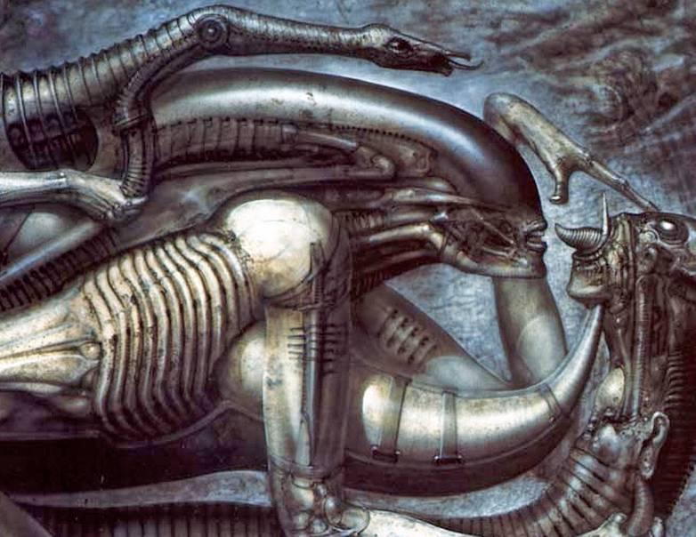 O estupro de Alien