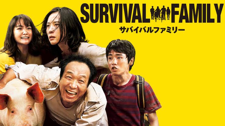 Survival Family (2016) Bluray Subtitle Indonesia