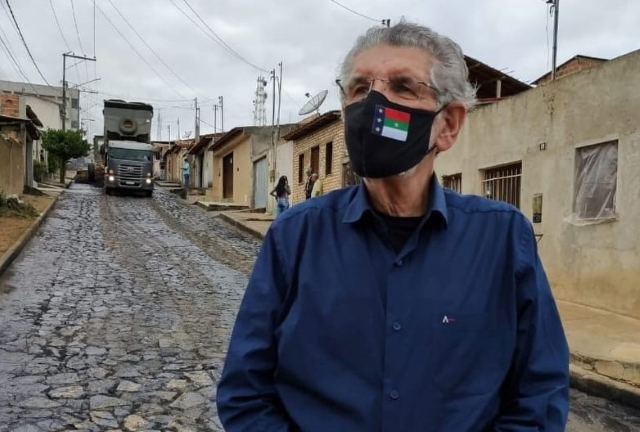 Prefeito Herzem Gusmão segue para tratamento de reabilitação pulmonar em São Paulo
