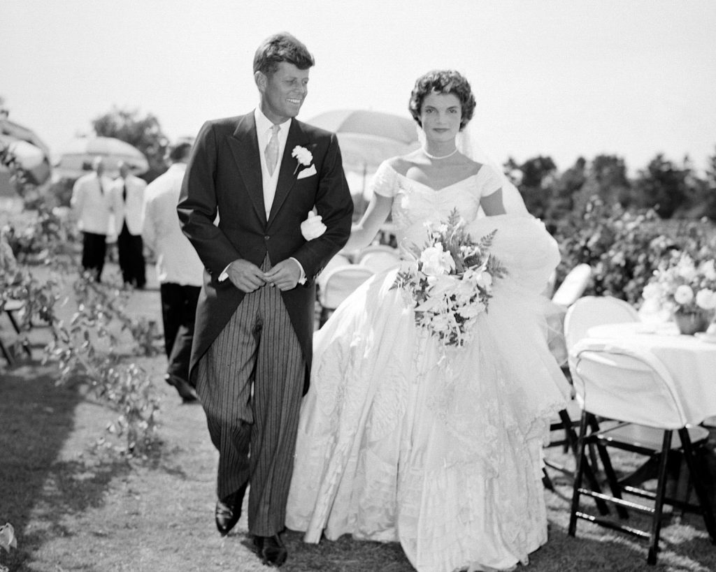 Top 10 Former U.S. First Ladies And Their Wedding Gowns