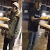 Indignante: hombre ofrece comida a indigente, pero luego se la tira en la cara [VIDEO]