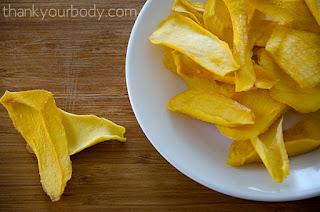 A better dried mango recipe
