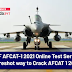 IAF AFCAT-1 2021 Online Test Series: Sureshot way to crack AFCAT 1 2021