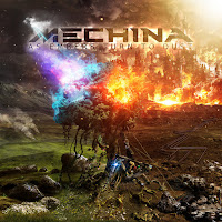 "Mechina - ""As Embers Turn to Dust"""