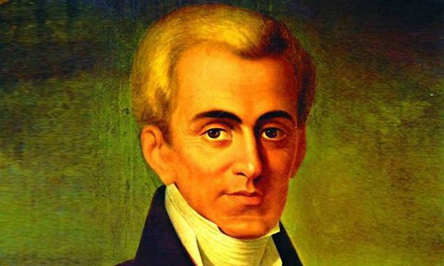 Στις 12 Ιουλίου του 1827 ο Ιωάννης Καποδίστριας παραιτείται για να αναλάβει κυβερνήτης της Ελλάδας