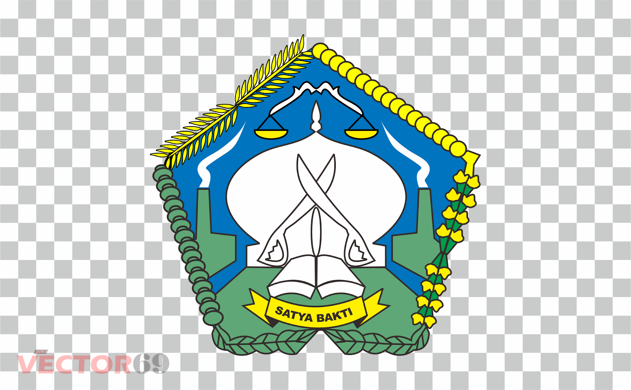 Kabupaten Aceh Selatan Logo - Download Vector File PNG (Portable Network Graphics)