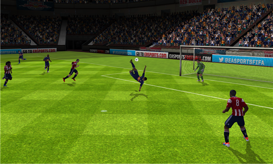 Fifa 13 chega ao Windows Phone, mas exclusivo aos telefones da Nokia