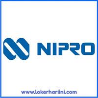 Loker Karawang Juli 2020 - Lowongan Kerja PT Nipro Indonesia Jaya Terbaru 2020