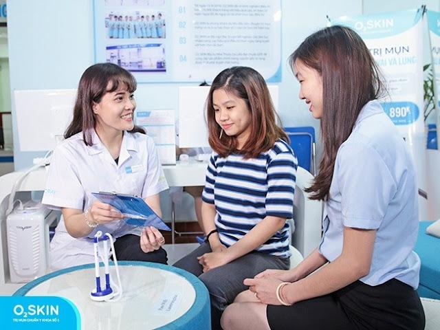 Phòng khám da liễu của O2 Skin của SEO Phạm Thị Thanh Thảo bị phạt nặng do có nhiều sai phạm
