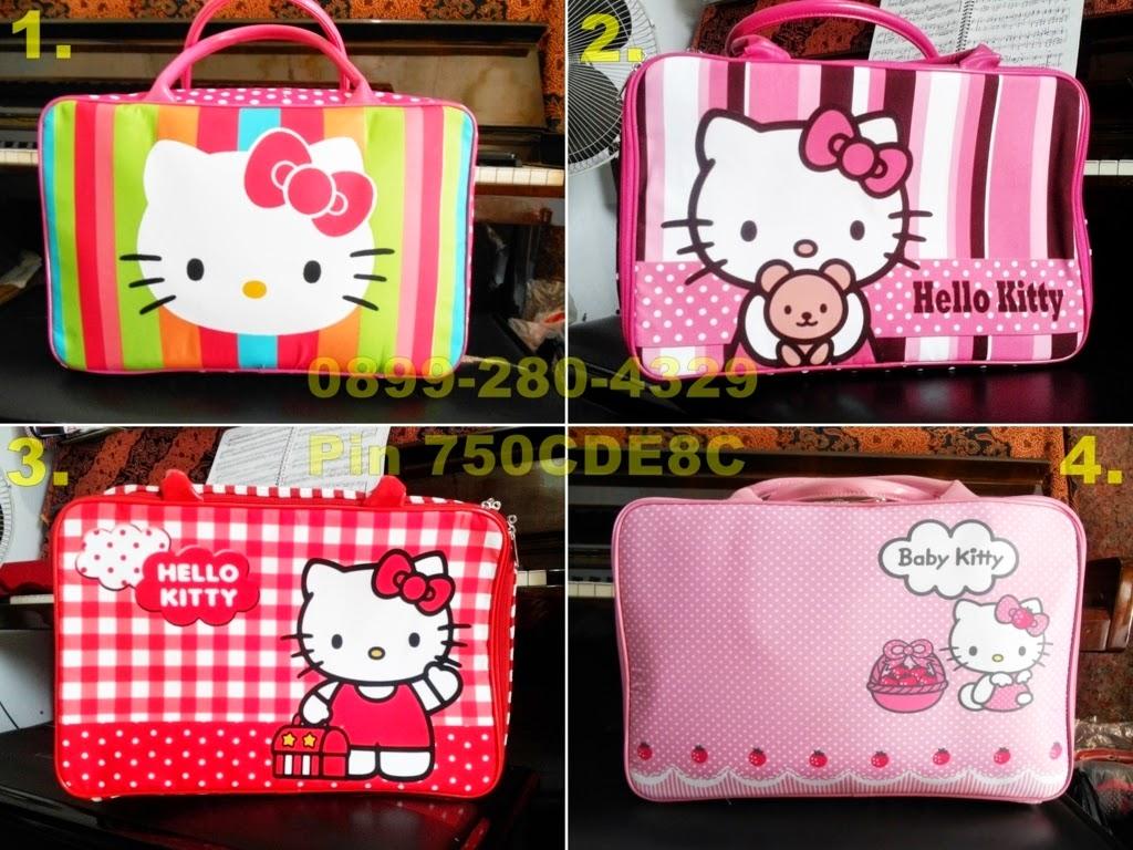 11f87768c74d Jual Tas Travel Bag Hello Kitty Murah