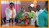 बरसठी से निर्विरोध नवनिर्वाचित ब्लाक प्रमुख अनीता सुरेंद्र शुक्ला ने लिया पद एवम् गोपनीयता का शपथ