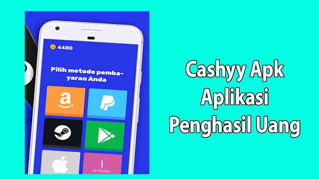 Cashyy Apk