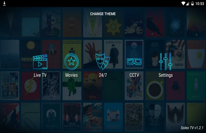 Solex TV Apk App For Android, Fire TV Devices - New Kodi Addons