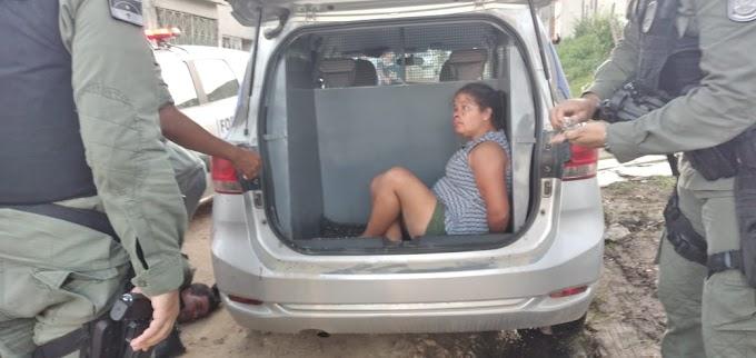 Mulher que matou marido em Caruaru, foi liberada e responderá por legítima defesa