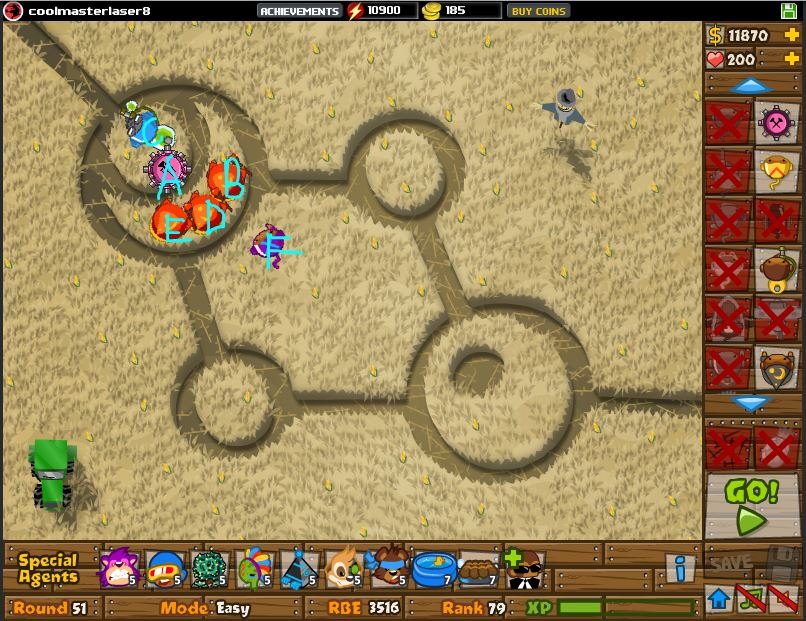 Bloons Solutions: Bloons Tower Defense 5 - January 28, 2012