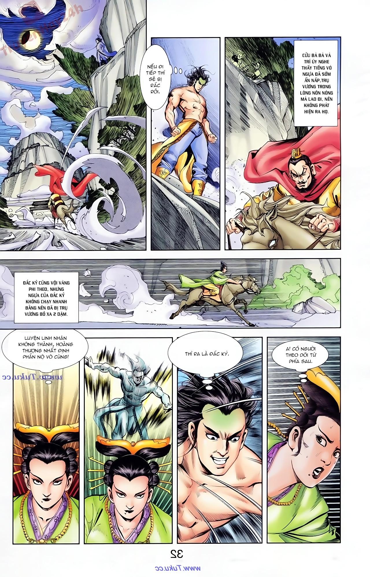 Cơ Phát Khai Chu Bản chapter 83 trang 25