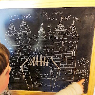 idée activité artistique enfant famille petit atelier