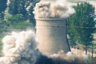 Hem .. Citra Satelit Berhasil Ungkap Rezim Kim Jong-un Tengah Produksi Plutonium yang digunakan untuk Bom Nuklir - Commando