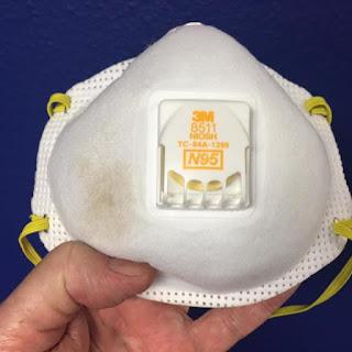 N95 Smoke Mask